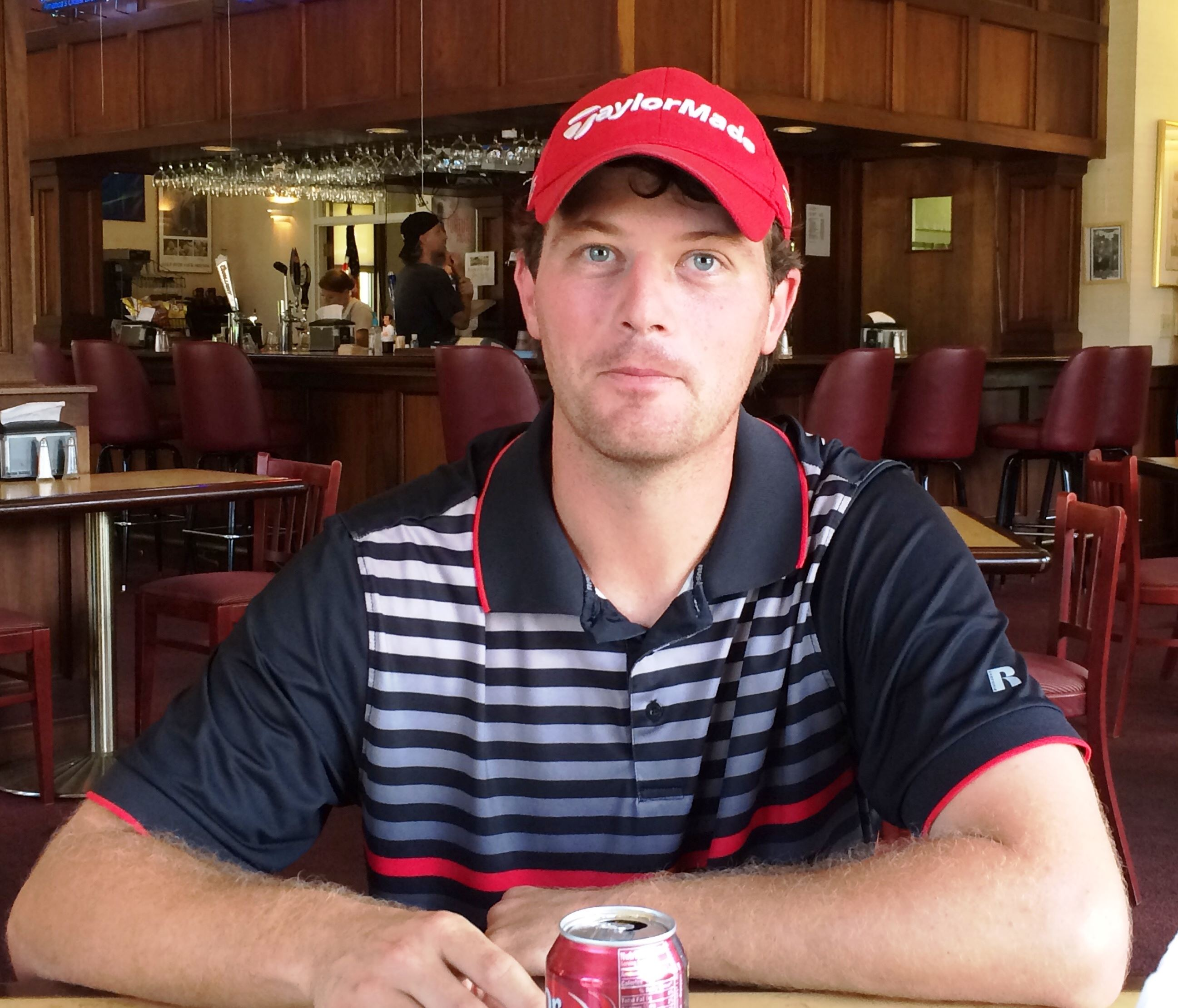 Next on the tee: Andrew Brooks | E.A. Sports Today
