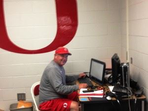 New Ohatchee football coach Scott Martin has his players focusing on the future instead of dwelling on the past.