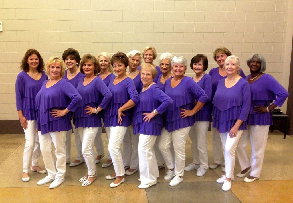 The Pell City Line Dancers represented the local district at the Masters Games state championship in August and are among the teams invited to perform at Wednesday's Games banquet. The cover photo shows competitors from the Anniston Senior Center who will participate in next week's Games.