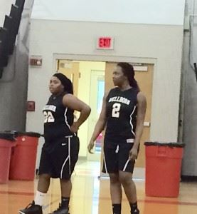 Wellborn's Dymond Myles (2) and Dynasty Myles.