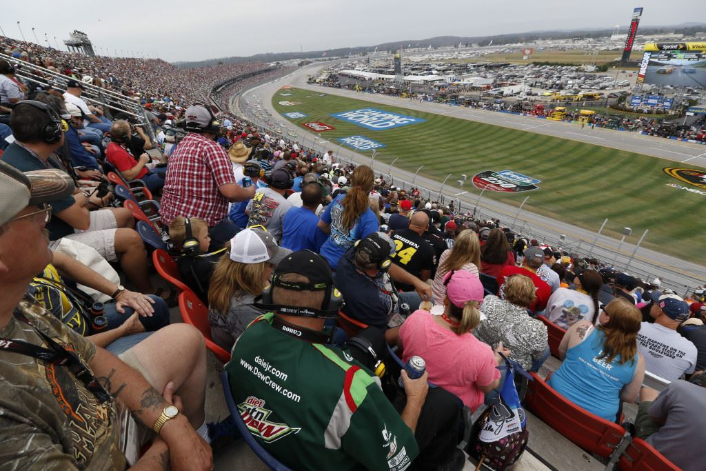 After an exodus of fans the last several years, NASCAR is anticipating a popularity growth spurt as it embraces a diverse fan base. (Photos by Talladega Superspeedway)