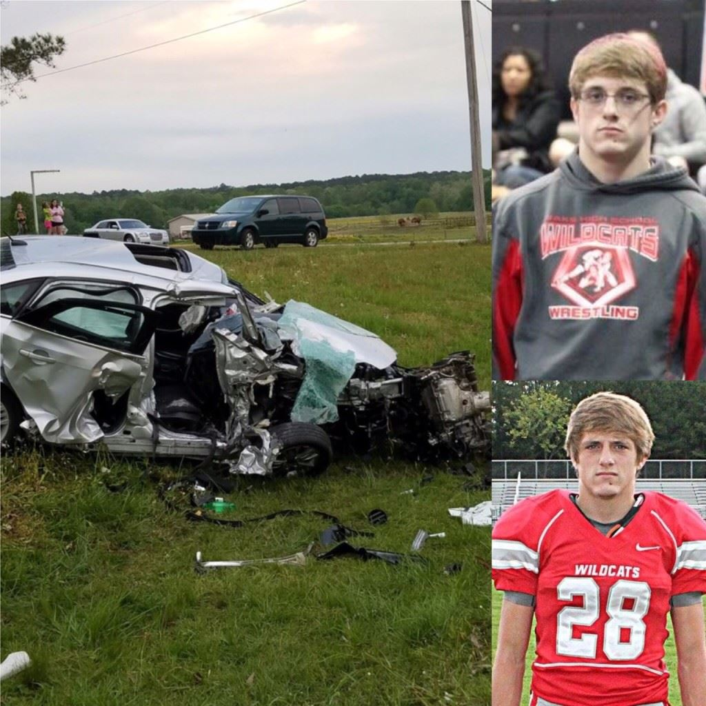 The Saks athletics community continues to pray and show support as Wildcats multi-sport standout Andrew Kilgore recovers from a serious car wreck Tuesday. (Photos by Stephen Garmon, Jennifer Brooks Kilgore)