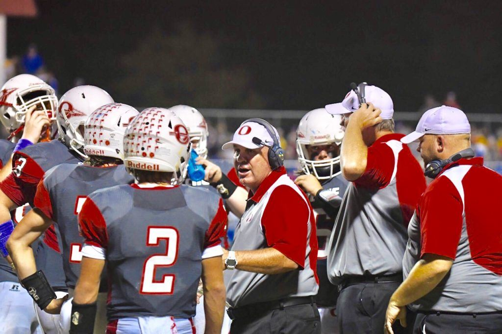 According to the Locklier Performance Ratings, Ohatchee was the most productive team in Calhoun County this regular season. The Indians held a slight edge over unbeatens Piedmont (3A No. 1) and Oxford (6A No. 2). (Photo by B.J. Franklin/GungHo Photos)