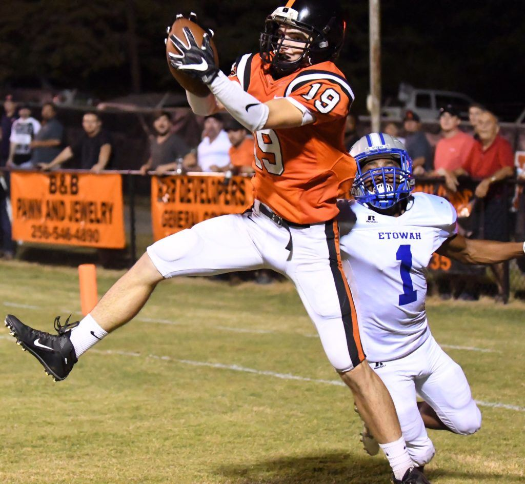 Josh Tucker (19) and the Alexandria Valley Cubs face a uphill climb to make the playoffs. (Photo by B.J. Franklin/GungHo Photos)
