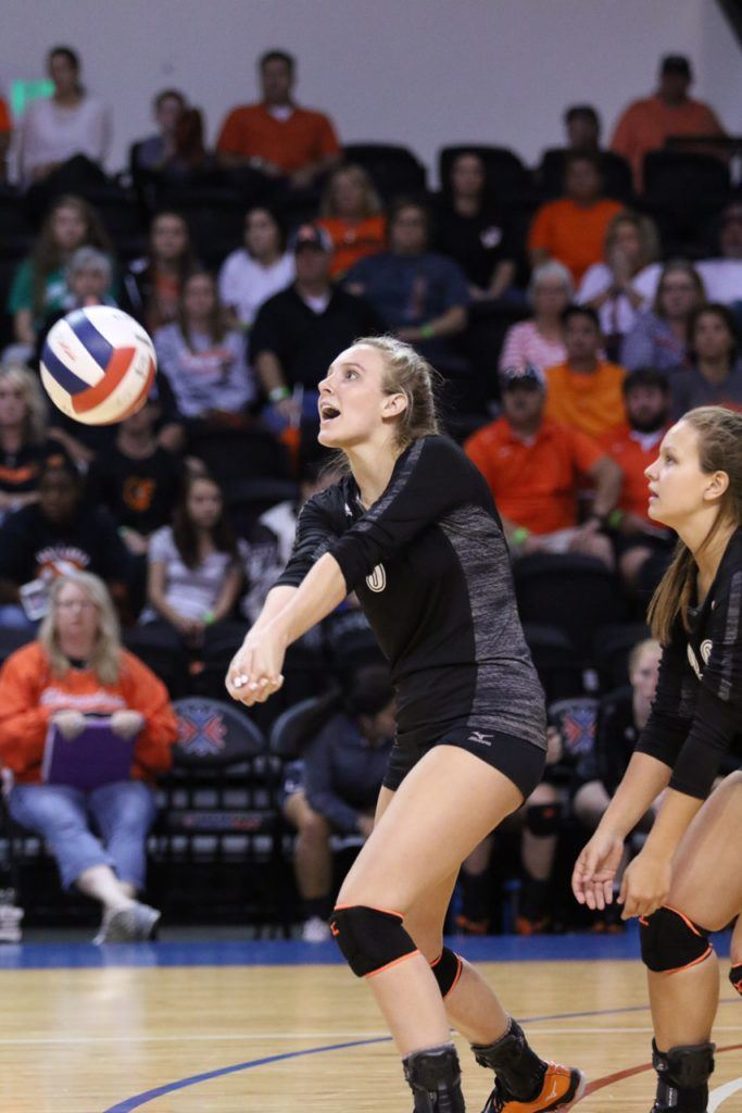 Tori Rae Stillwell had six kills in the finals and 22 in the Lady Cubs' last two matches.