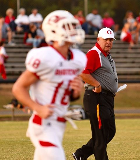 Scott Martin has built a career on taking football programs on the rebound and turning them into winners, just as he's done at 3A state semifinalist Ohatchee. (Photos by B.J. Franklin/GungHo Photos)