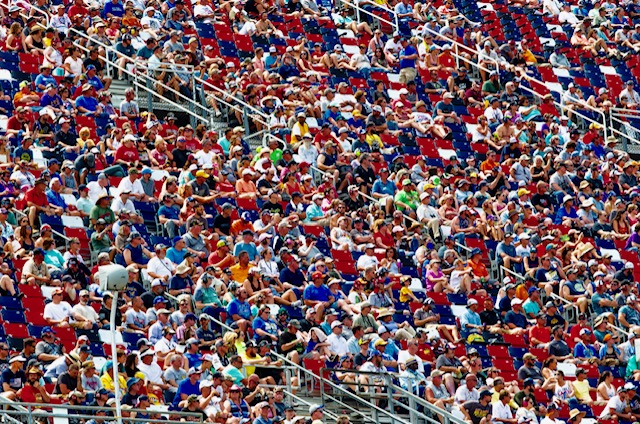 NASCAR Allowing Some Fans At Races in June
